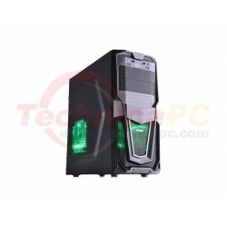 Dazumba DE-650 Desktop PC Case