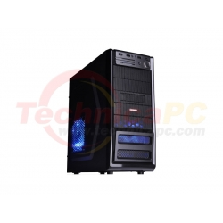 Dazumba DE-692 Desktop PC Case