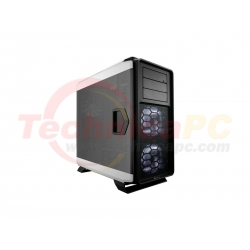 Corsair Graphite 760T White Desktop PC Case