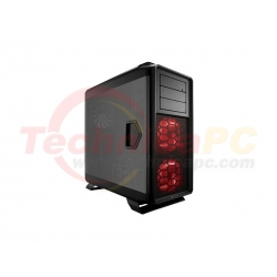 Corsair Graphite 760T Black Desktop PC Case