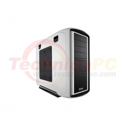 Corsair Graphite 600T White Desktop PC Case