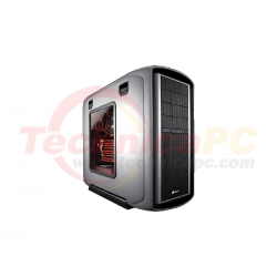 Corsair Graphite 600T Silver Desktop PC Case