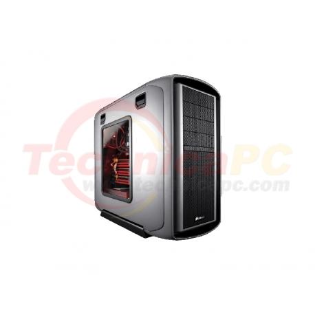 Corsair Graphite 600T Silver Desktop PC Case