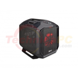 Corsair Graphite 380T (Mini ITX) Black Desktop PC Case