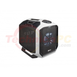 Corsair Graphite 380T (Mini ITX) White Desktop PC Case