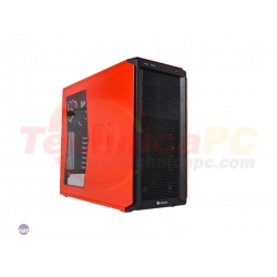 Corsair Graphite 230T Orange Desktop PC Case
