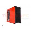 Corsair Graphite 230T Orange Desktop PC Case
