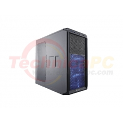 Corsair Graphite 230T Grey Desktop PC Case