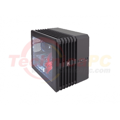 Corsair Carbide Air 240 (Micro ATX) Black Desktop PC Case