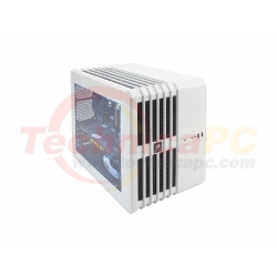 Corsair Carbide Air 240 (Micro ATX) White Desktop PC Case