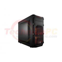Corsair Carbide SPEC-03 Black Desktop PC Case