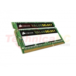 Corsair SODIMM DDR3L 8GB 1600MHz PC-12800 Low Voltage CMSO8GX3M1C1600C11 Laptop Memory