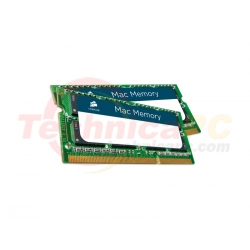 Corsair SODIMM DDR3 Mac 4GB 1066MHz PC-8500 Apple Mac CMSA4GX3M1A1066C7 Laptop Memory
