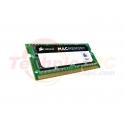 Corsair SODIMM DDR3 Mac 4GB 1333MHz PC-10600 Apple Mac CMSA4GX3M1A1333C9 Laptop Memory