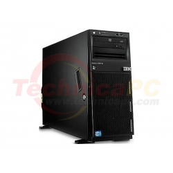 IBM System X3300 M4 7382-A2A Intel Xeon E5-2403 2GB 500GB SATA Hot Swap Tower Server