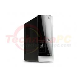 "HP Pavilion Slimline 400-512D Core i5-4460 LCD 20"" Desktop PC"