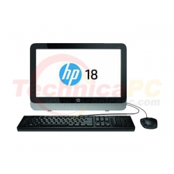 "HP 18-5211D AMD E1-6010 LCD 18.5"" All-In-One Desktop PC"