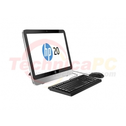 "HP 20-2210X Core i3-4160T LCD 20"" All-In-One Desktop PC"