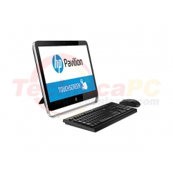 "HP Pavilion 23-P200D Core i5-4460T LCD 23"" All-In-One Touchscreen Desktop PC"