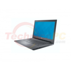 "DELL Inspiron 3442 Core i5-4210U 4GB 500GB Nvidia GeForce 820M 2GB 14"" Black Notebook Laptop"