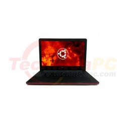 "DELL Inspiron 14 3458 Core i3-4005U 4GB 500GB Nvidia GeForce 820M 2GB 14"" Red Notebook Laptop"