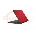 """DELL Inspiron 14 5447 Core i7-4510U 8GB 1TB 14"""" Red Notebook Laptop"""