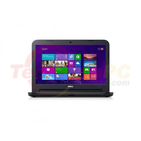 "DELL Latitude 3440 Core i3-4005U 4GB 500GB Windows 7 Professional 14"" Notebook Laptop"
