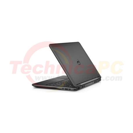 "DELL Latitude E7240 Core i7-4600U 8GB 256GB Mini Card Mobility SSD 12.5"" Touch Panel Ultrabook Notebook Laptop"