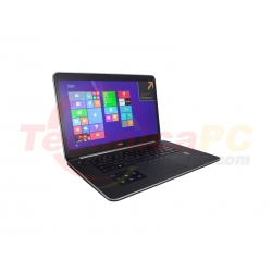 """DELL XPS 15 Core i7-4712HQ 16GB 1TB+32GB SSD 15.6"""" Touchscreen Notebook Laptop"""