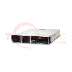 IBM System X3630 M4 7158-G2A Intel Xeon E5-2450 4GB 500GB SATA Hot Swap Rackmount Server