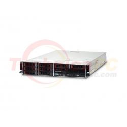 IBM System X3630 M4 7158-F2A Intel Xeon E5-2440 4GB 500GB SATA Rackmount Server