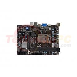 Biostar Hi-Fi H61S3 Socket LGA1155 Motherboard