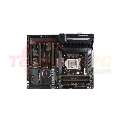 Biostar Hi-Fi Gaming Z97X Socket LGA1150 Motherboard