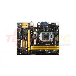 Biostar Hi-Fi K1-I Socket LGA1150 Motherboard