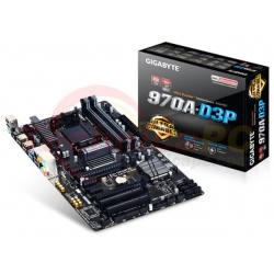 Gigabyte GA-970A-D3P Socket AM3+ Motherboard