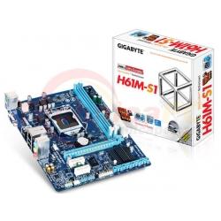 Gigabyte GA-H61M-S1 Socket LGA1155 Motherboard