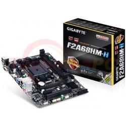 Gigabyte GA-F2A68HM-H Socket FM2+ / FM2 Motherboard
