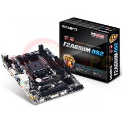 Gigabyte GA-F2A68HM-DS2 Socket FM2+ / FM2 Motherboard