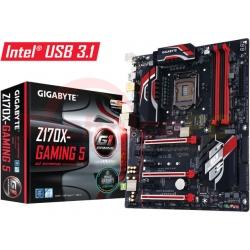 Gigabyte GA-Z170X-Gaming 5 Socket LGA1151 Motherboard