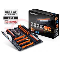 Gigabyte GA-Z87X-OC Socket LGA1150 Motherboard