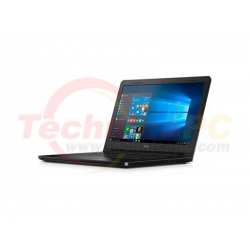 "DELL Isnpiron 3459 Core i5-6200U 4GB 500GB VGA 2GB 14"" Red Notebook Laptop"