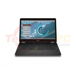 "DELL Latitude E7270 Core i7-6600U 16GB 512GB SSD Windows 7 Professional Touchscreen 12.5"" Notebook Laptop"