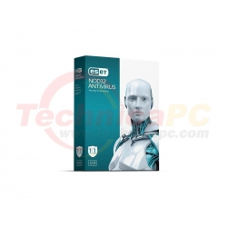 Eset NOD32 1User Antivirus Software