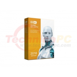 Eset Smart Security 3Users Antivirus Software