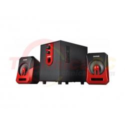 Dazumba DW 166 Red 15W RMS 2.1 Speaker