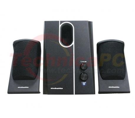 Simbadda CST 1500N 32W RMS SDCARD USB 2.1 Speaker