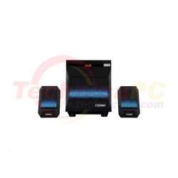 Dazumba DW 766 38W RMS 2.1 Speaker