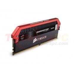 Corsair Dominator® Platinum ROG Edition DDR4 16GB (4x4GB) CMD16GX4M4B3200C16-ROG 3200MHz PC4-25600 PC Memory