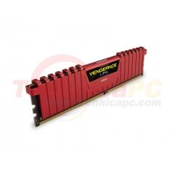 Corsair Vengenace LPX DDR4 8GB (2x4GB) CMK8GX4M2A2666C16R 2666MHz PC4-21300 PC Memory