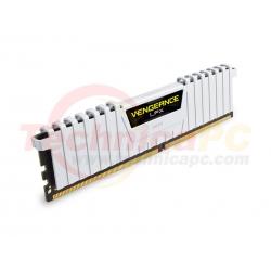 Corsair Vengenace LPX DDR4 16GB (2x8GB) CMK16GX4M2A2666C16W 2666MHz PC4-21300 PC Memory